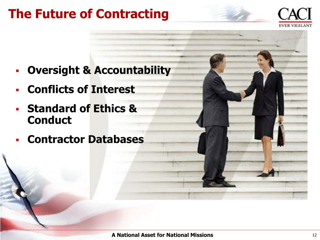 The Future of Contracting