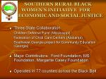 southern rural black women s initiative for economic and social justice