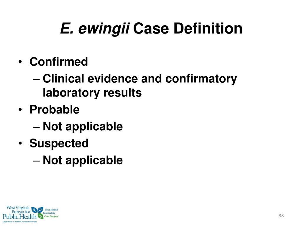 E. ewingii
