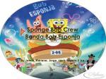 sponge bob crew banda bob esponja