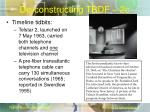 de constructing tbdf 2c