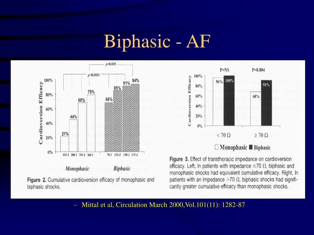 Biphasic - AF