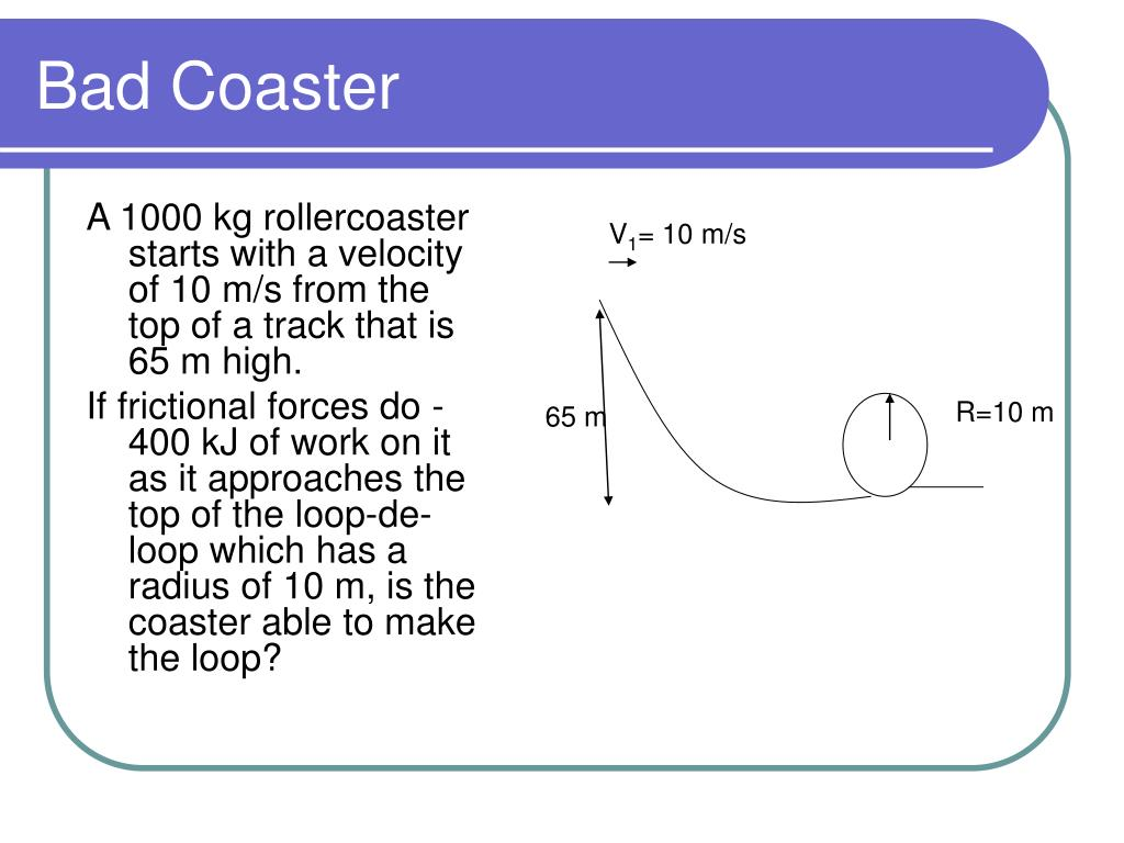 Bad Coaster