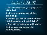 isaiah 1 26 27
