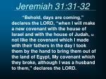 jeremiah 31 31 32