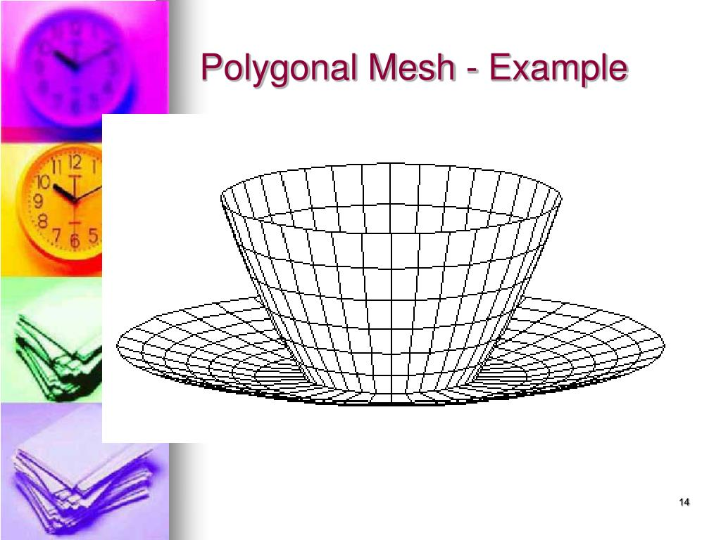 Polygonal Mesh - Example