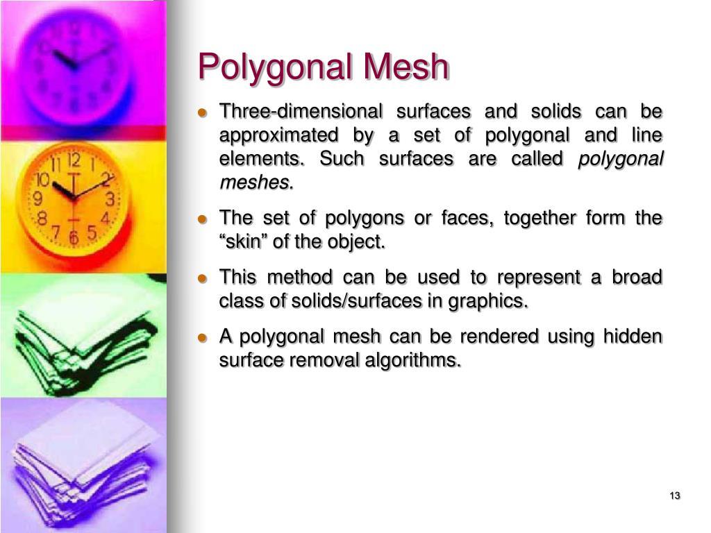 Polygonal Mesh