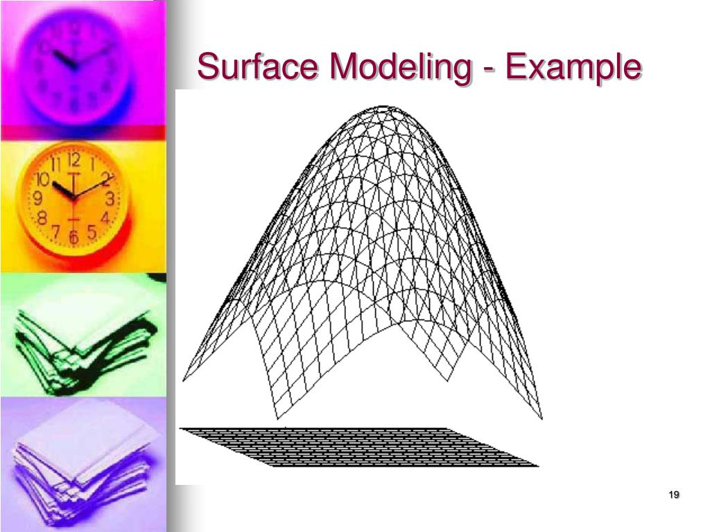 Surface Modeling - Example