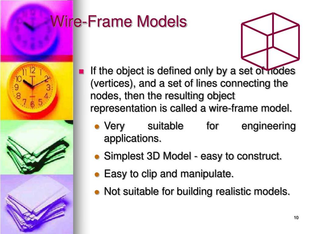 Wire-Frame Models