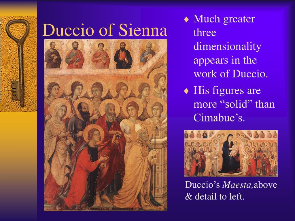 Duccio's