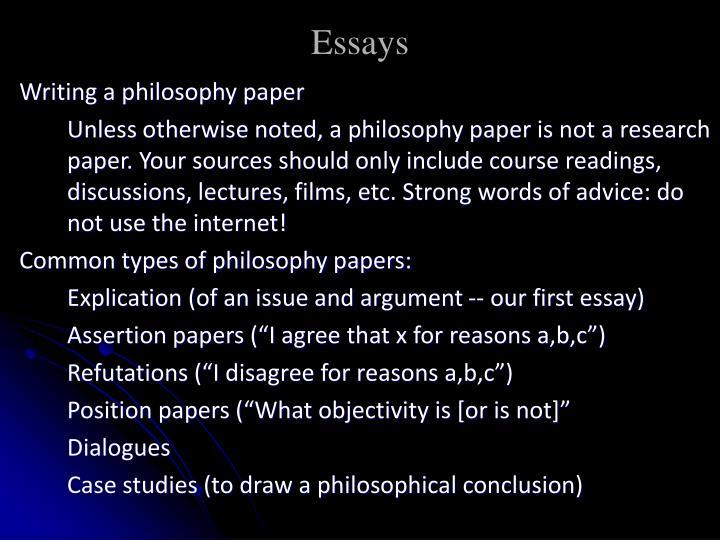 Essays3