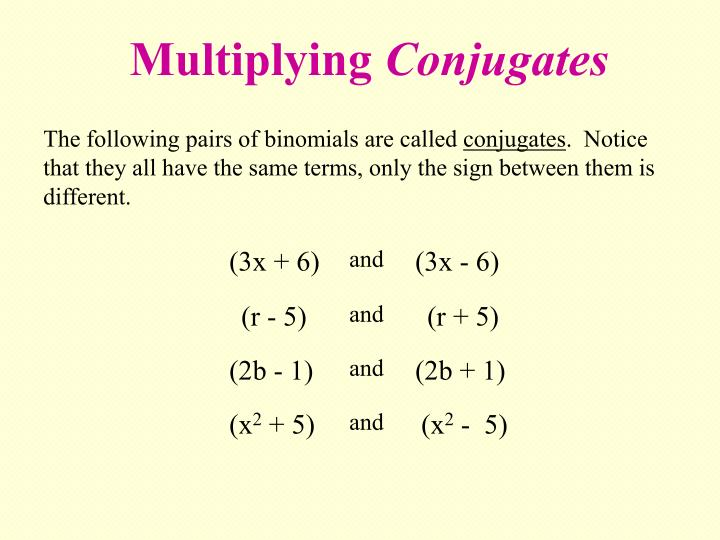 Multiplying
