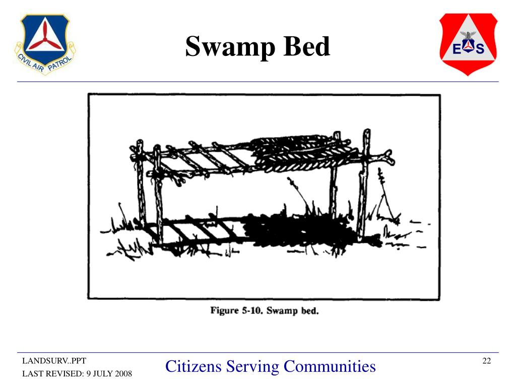 Swamp Bed