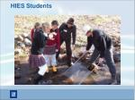 hies students