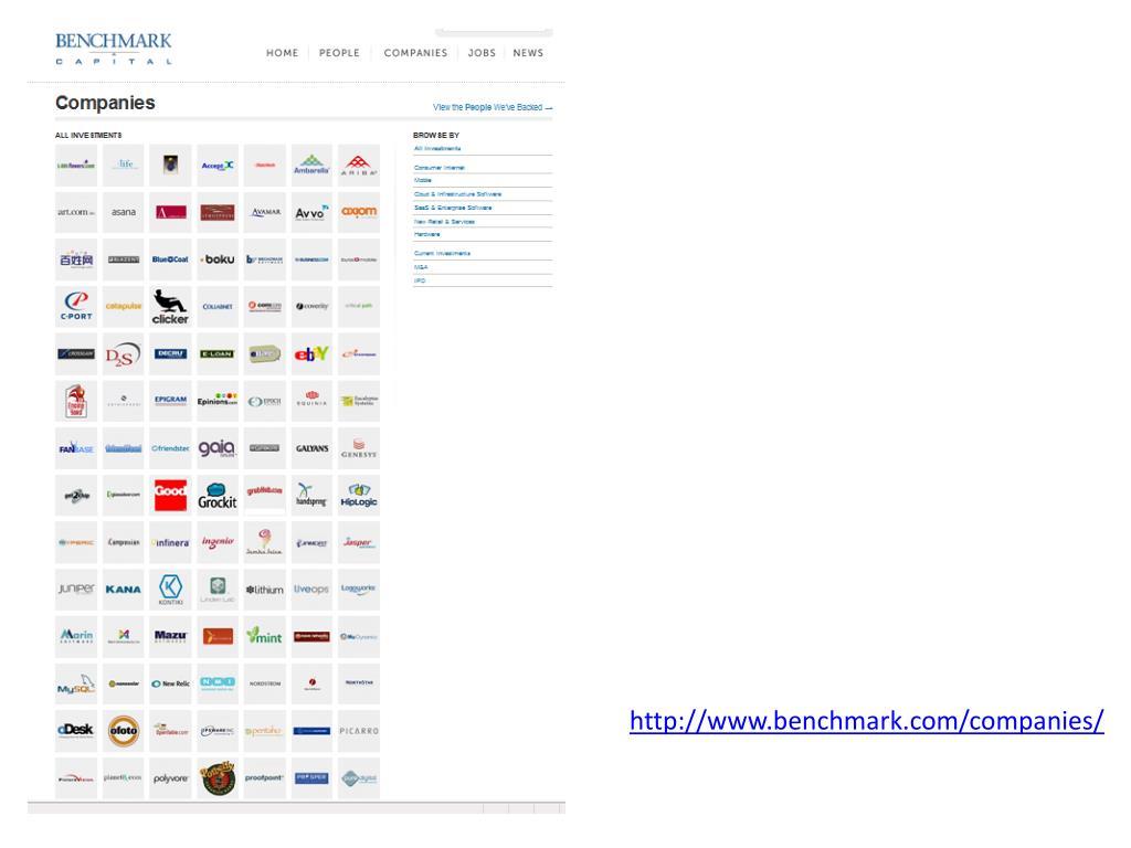 http://www.benchmark.com/companies/