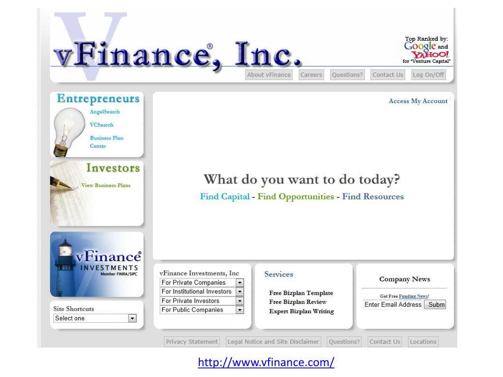 http://www.vfinance.com/