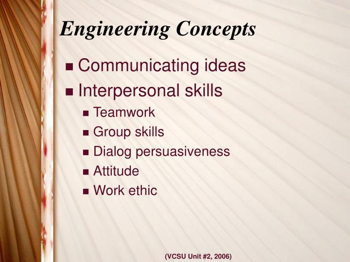 Engineering concepts3
