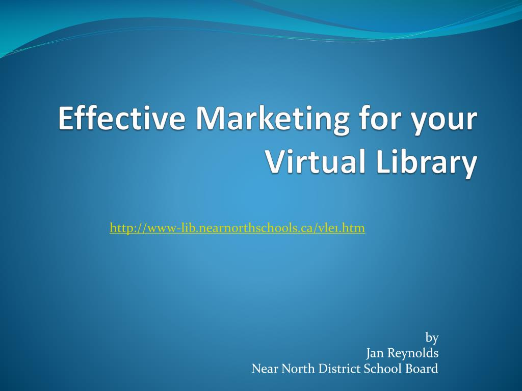 Effective Marketing for your