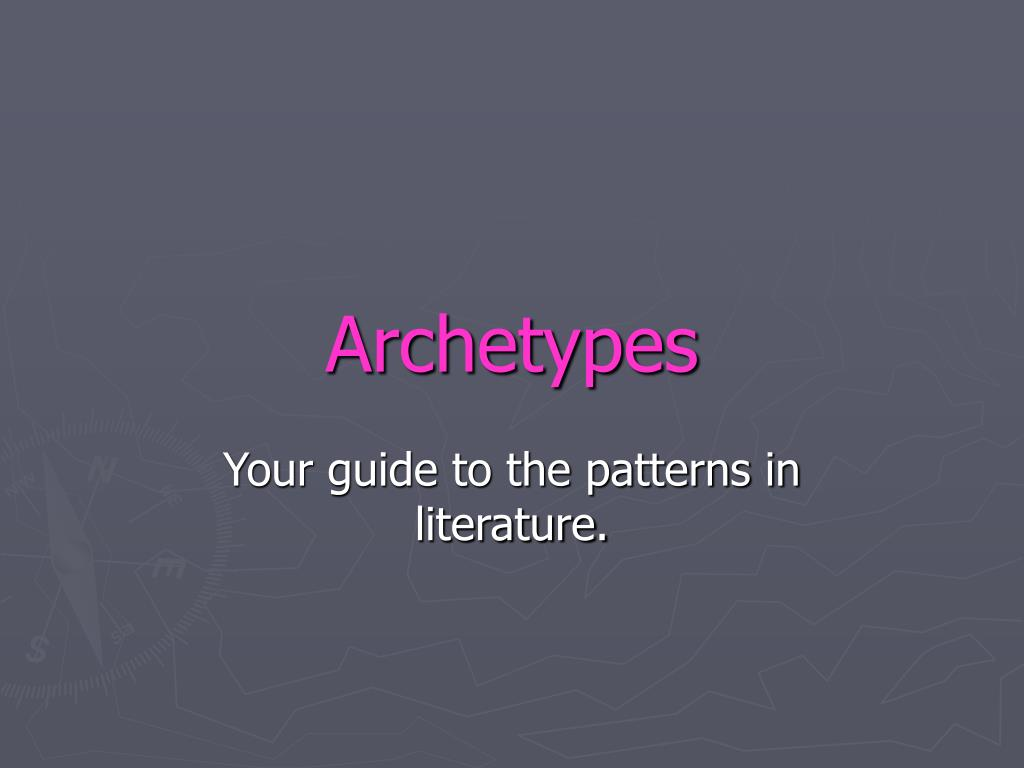 archetypes l.