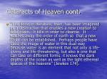 cataracts of heaven cont
