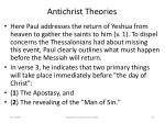 antichrist theories67