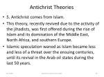 antichrist theories79
