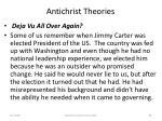 antichrist theories86