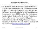 antichrist theories90