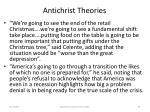 antichrist theories92