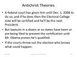 antichrist theories95