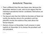 antichrist theories98