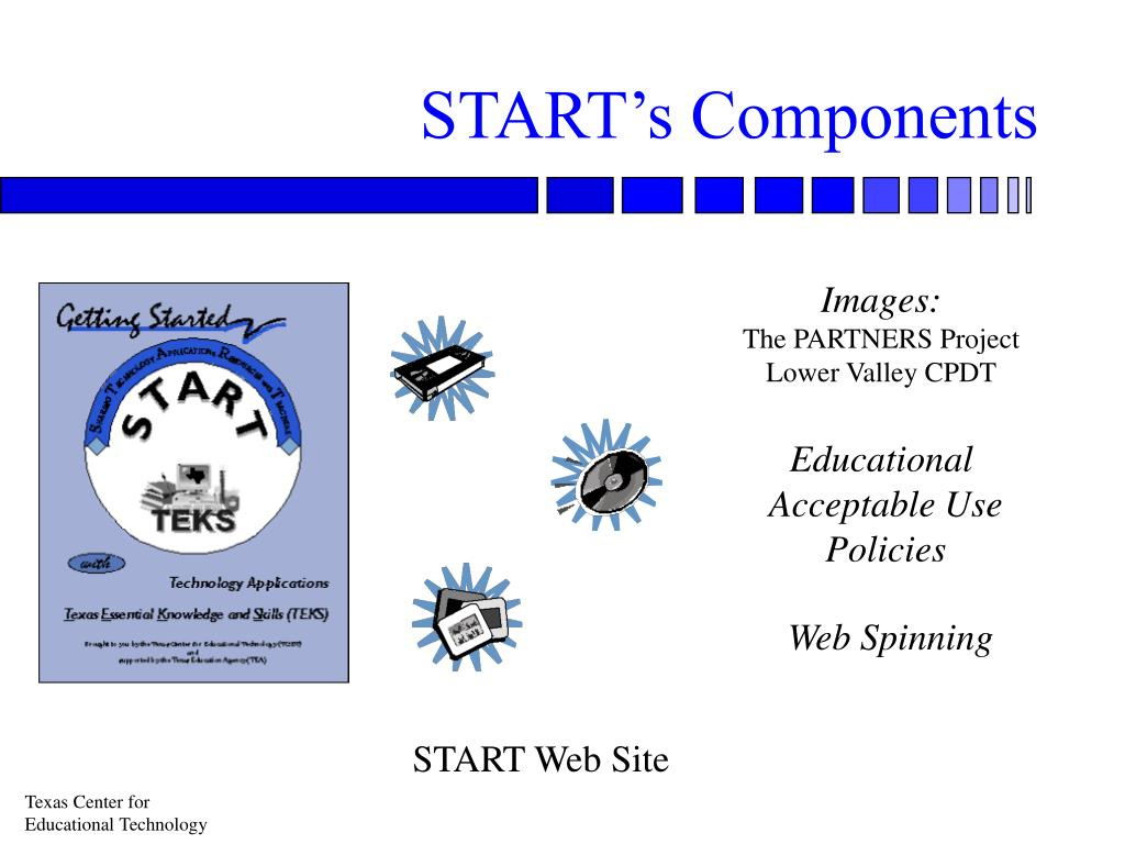 START's Components