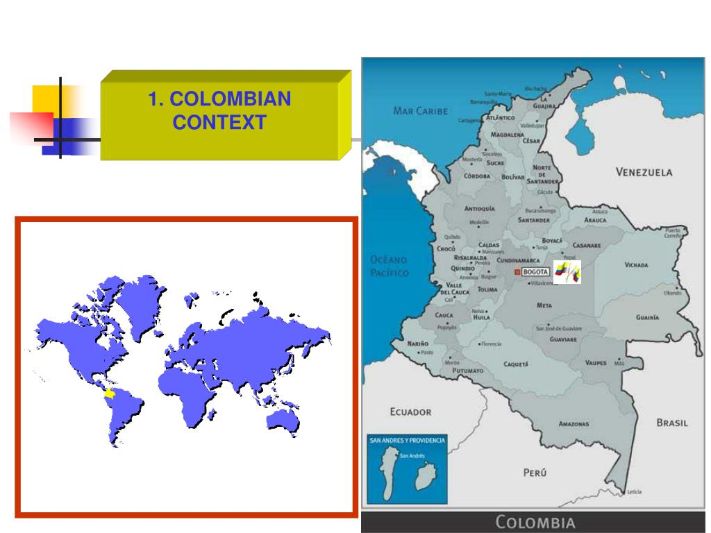 1. COLOMBIAN CONTEXT