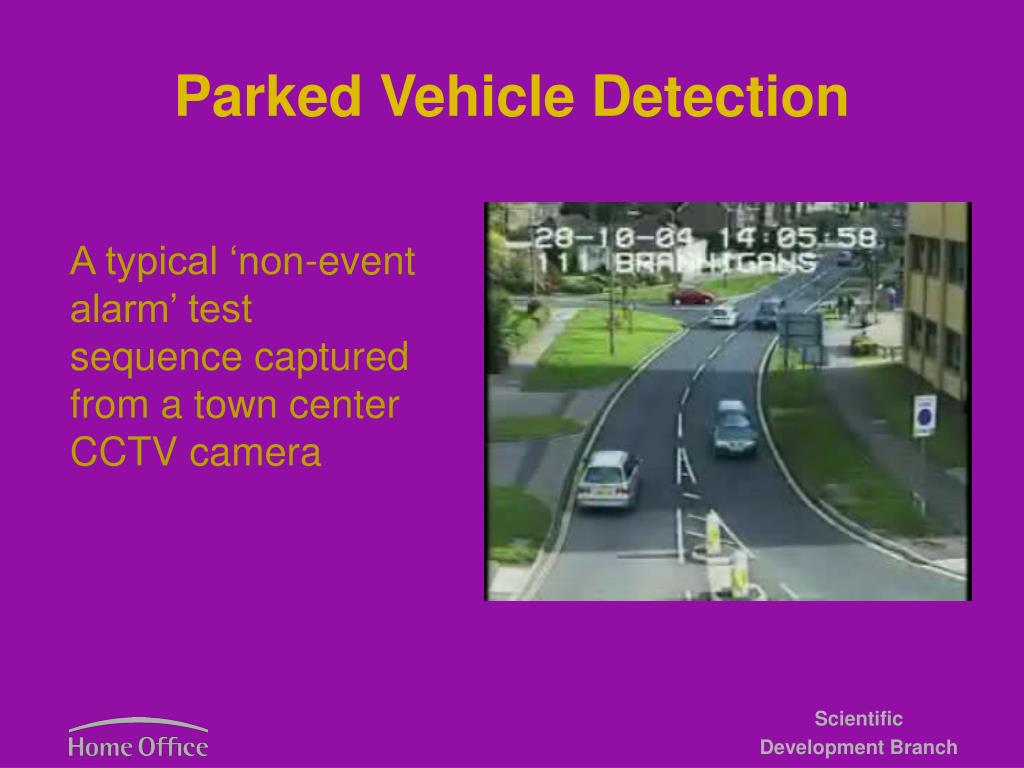 Parked Vehicle Detection