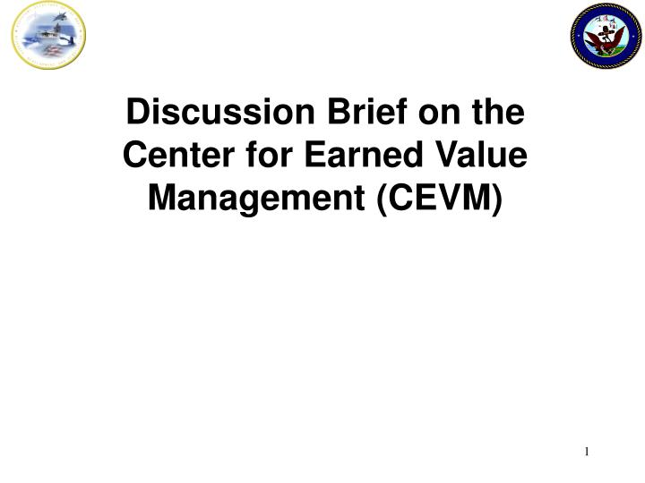 Discussion Brief on the