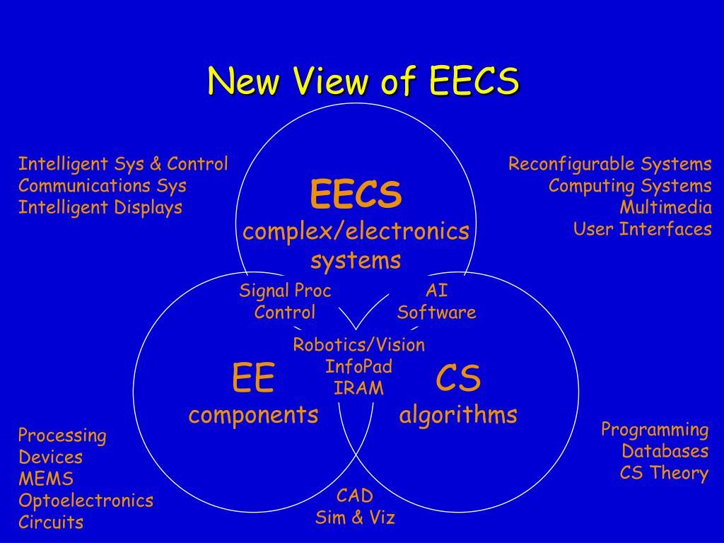 New View of EECS