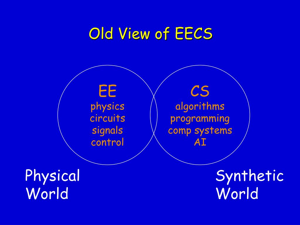 Old View of EECS