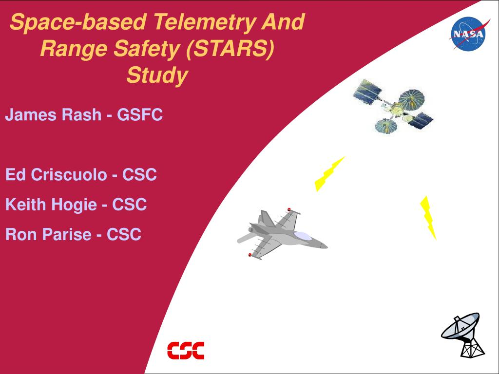 space based telemetry and range safety stars study l.