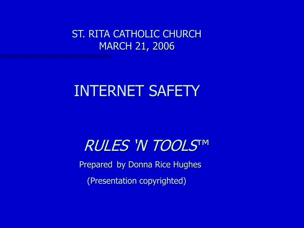 st rita catholic church march 21 2006 l.