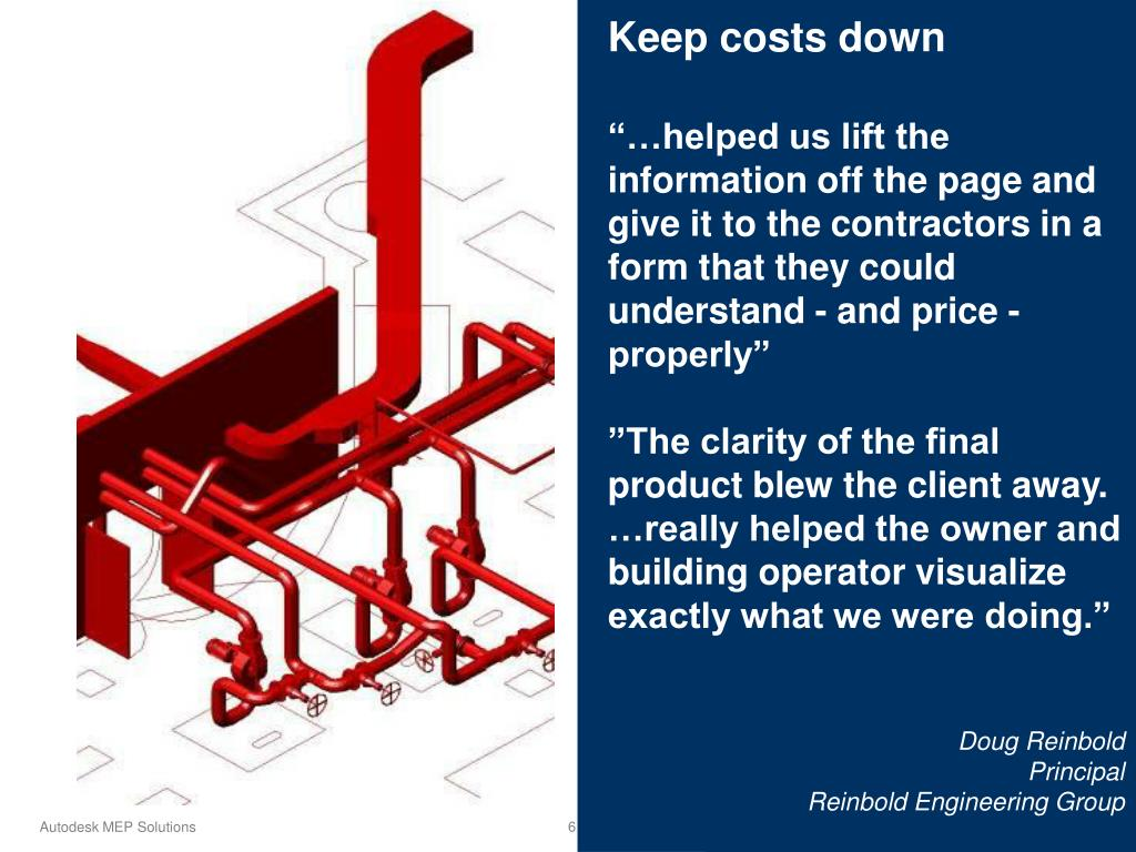 Keep costs down