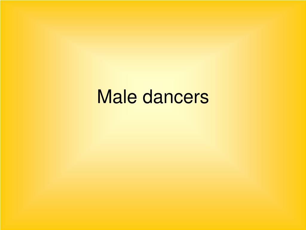 male dancers l.