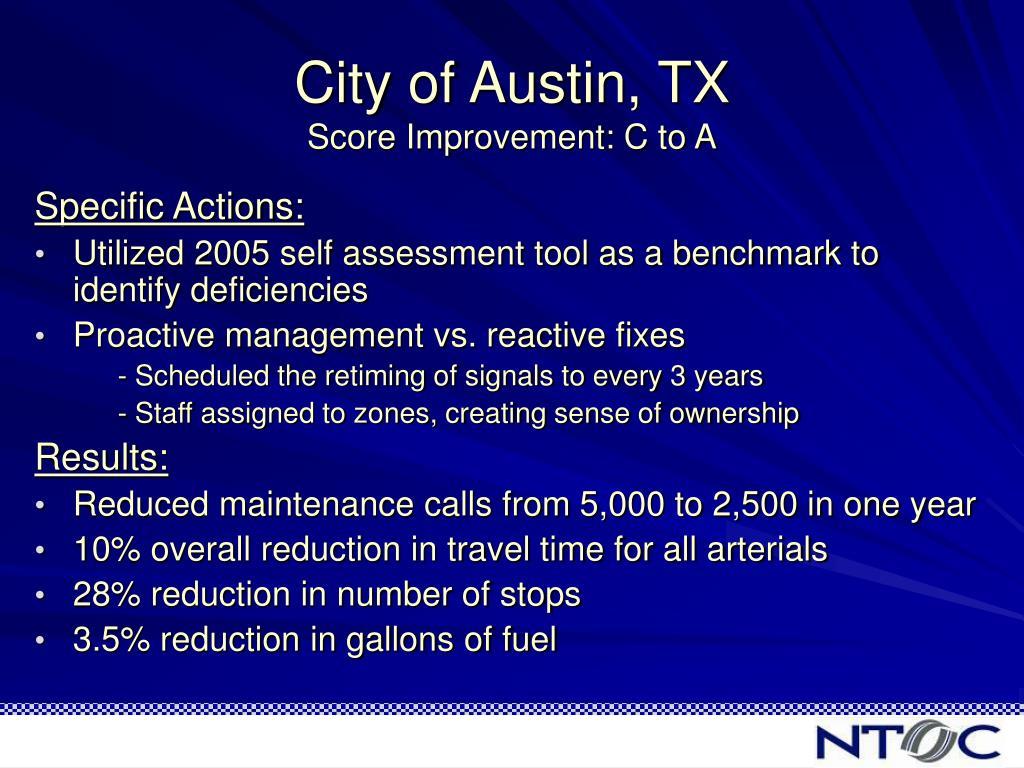 City of Austin, TX