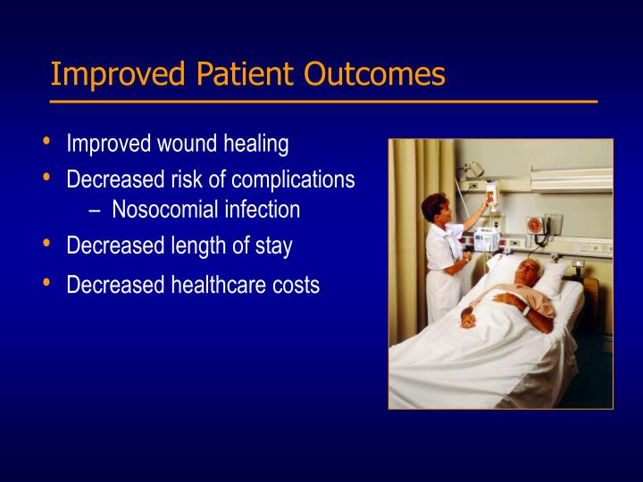 Improved Patient Outcomes
