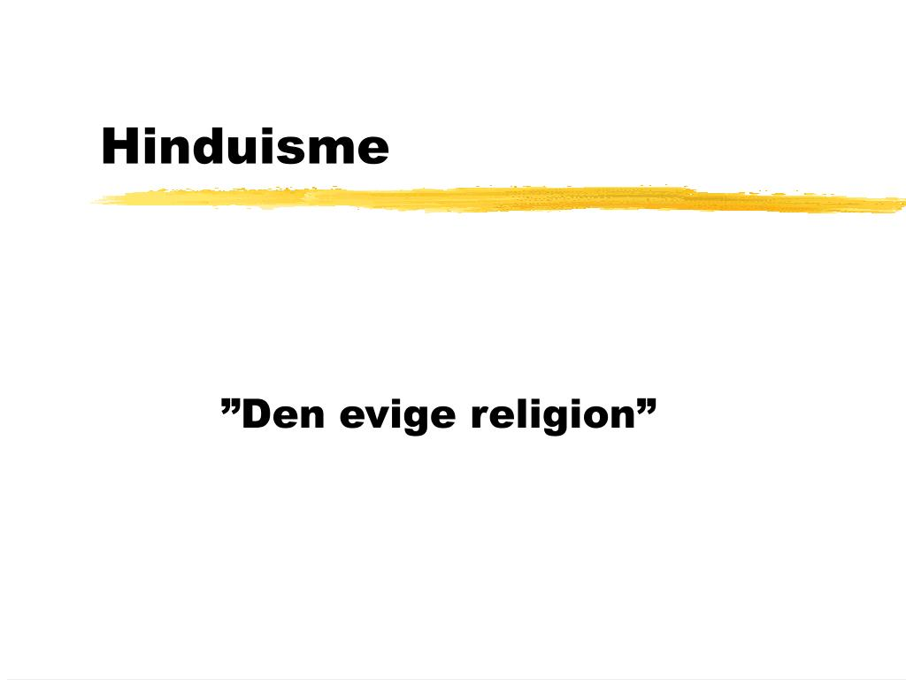 hinduisme l.