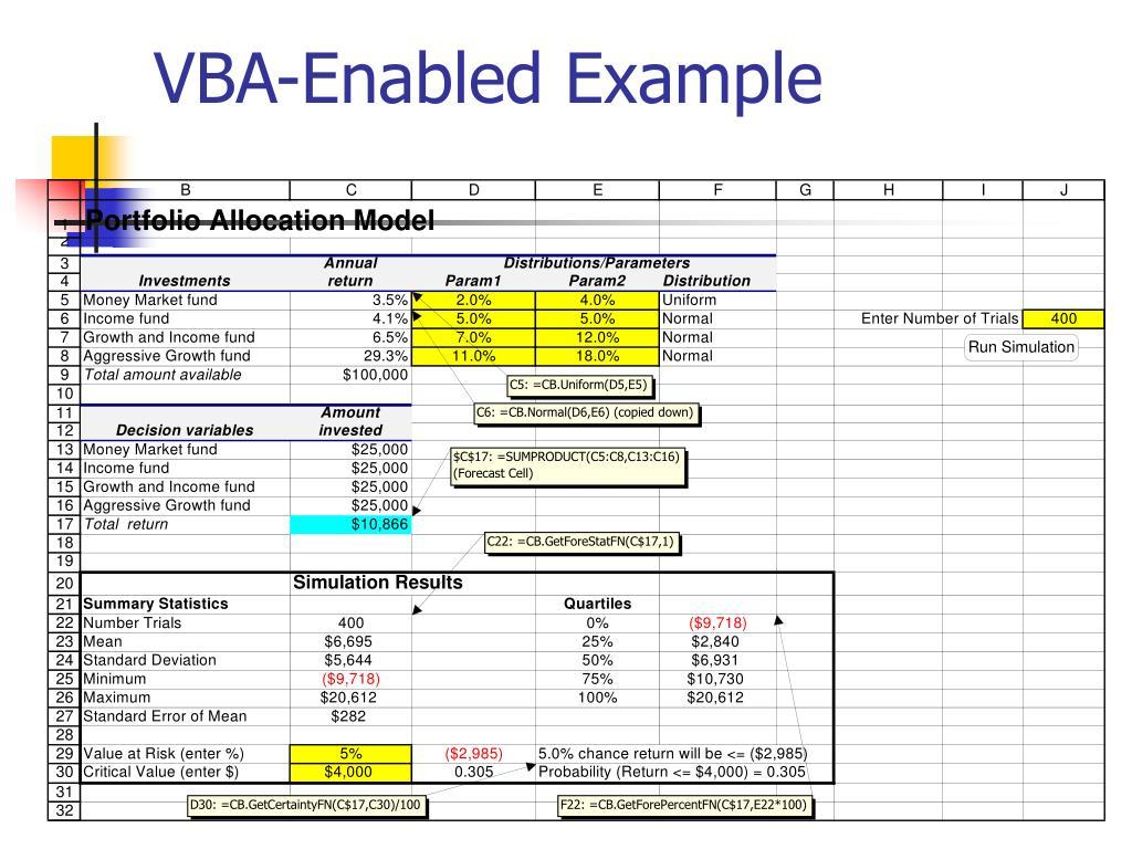 VBA-Enabled Example