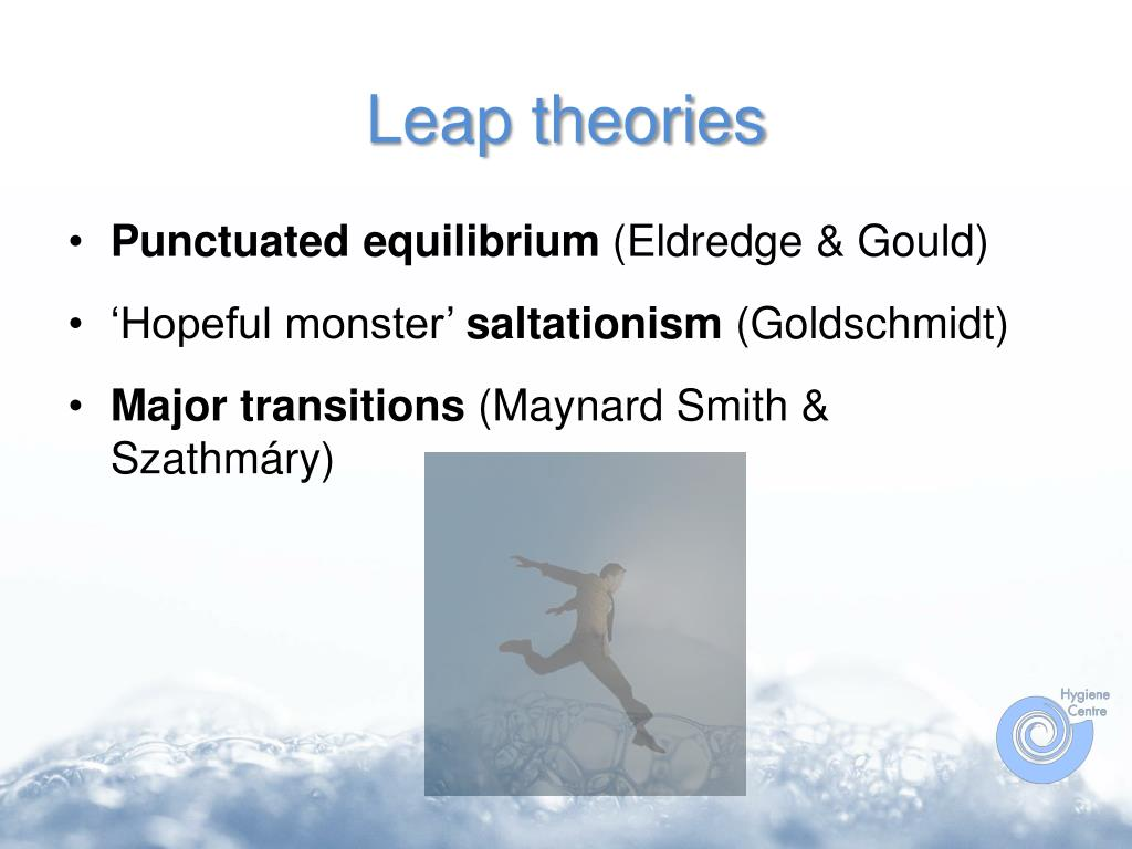 Leap theories