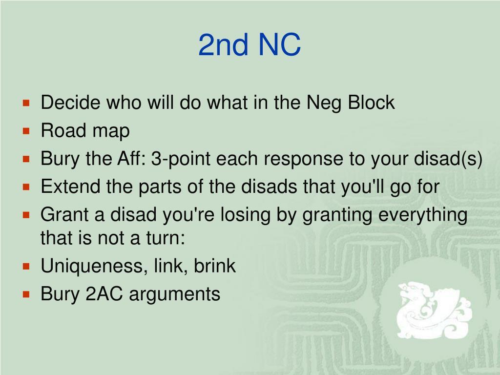 2nd NC