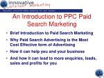 an introduction to ppc paid search marketing2