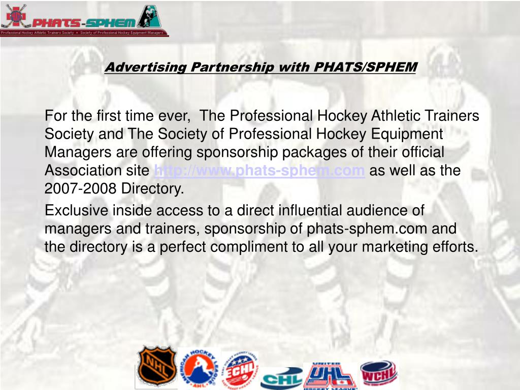 advertising partnership with phats sphem l.