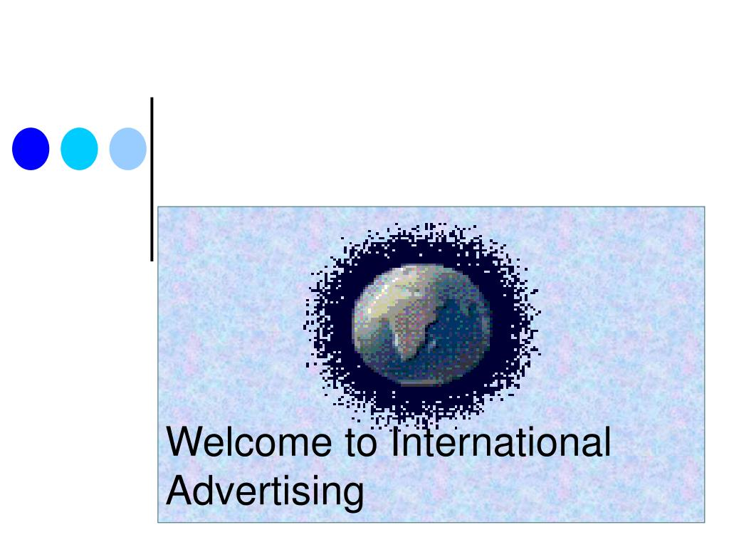 welcome to international advertising l.